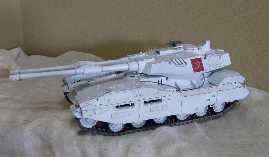 「連邦」といえば「ソビエト連邦」、「ソビエト連邦」といえば「プラウダ高... T61